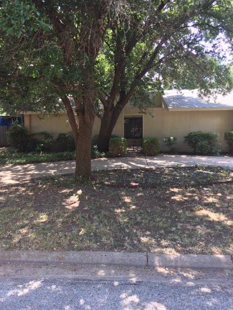 4125 N 9th Street, Abilene, TX 79603 (MLS #14180626) :: RE/MAX Town & Country