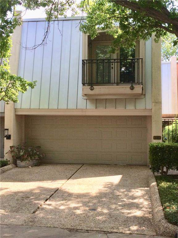 4114 Woodcreek Drive, Dallas, TX 75220 (MLS #14181412) :: The Good Home Team