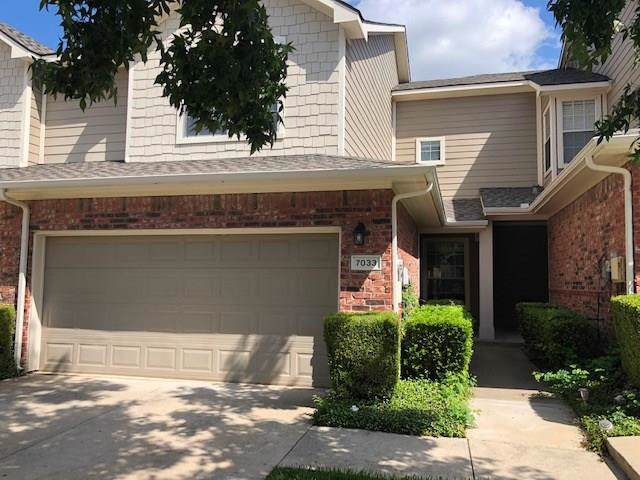 7033 Van Gogh Drive, Plano, TX 75093 (MLS #14181774) :: The Rhodes Team
