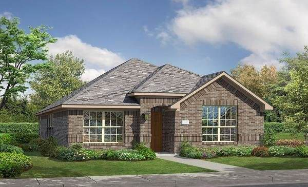 5853 Wake Robin Drive, Fort Worth, TX 76123 (MLS #14181862) :: The Real Estate Station