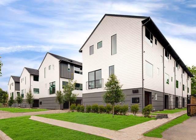 5018 Bryan Street #204, Dallas, TX 75206 (MLS #14182722) :: Robbins Real Estate Group