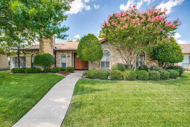 308 Woodhurst Place, Coppell, TX 75019 (MLS #14183910) :: The Heyl Group at Keller Williams