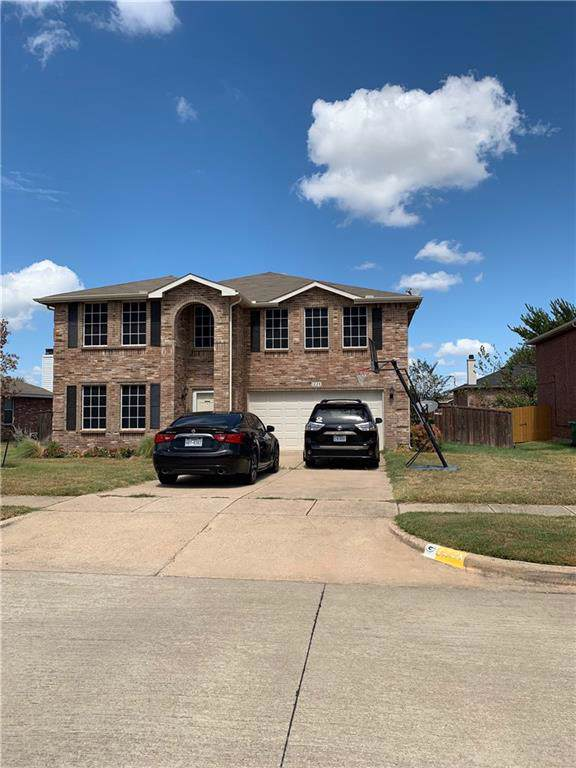 1228 Wisdom Drive, Cedar Hill, TX 75104 (MLS #14184185) :: Baldree Home Team