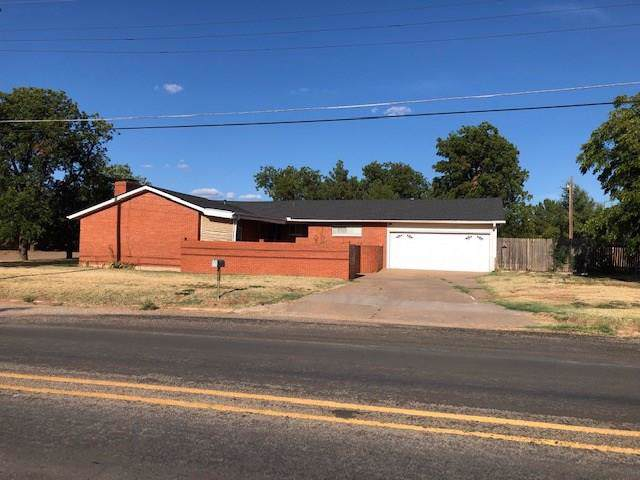 410 N Cleveland Avenue, Rotan, TX 79546 (MLS #14184384) :: Lynn Wilson with Keller Williams DFW/Southlake