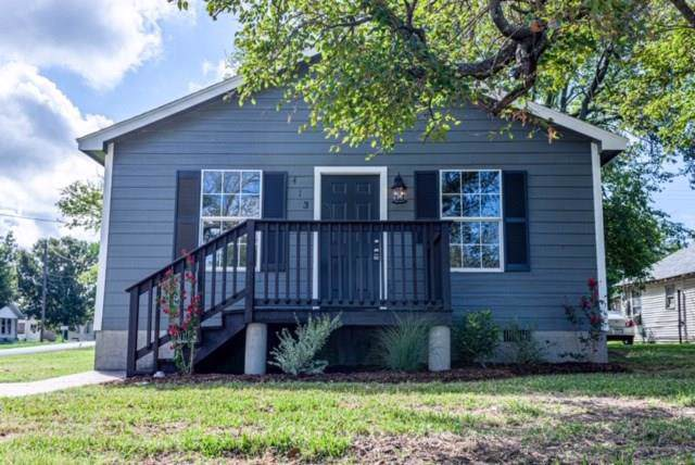 413 E Lake Street, Ennis, TX 75119 (MLS #14184398) :: The Heyl Group at Keller Williams