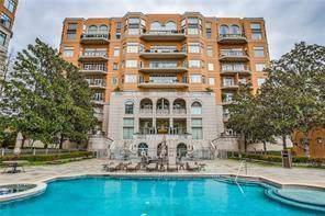 3535 Gillespie Street #505, Dallas, TX 75219 (MLS #14185242) :: The Rhodes Team