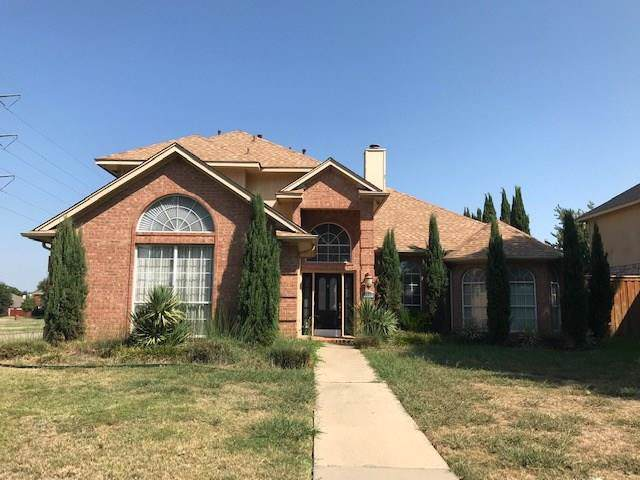 4117 Christopher Way, Plano, TX 75024 (MLS #14185296) :: Real Estate By Design