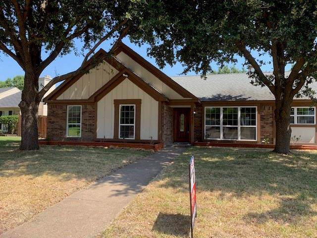 1001 Ashby Drive, Allen, TX 75002 (MLS #14185335) :: All Cities Realty