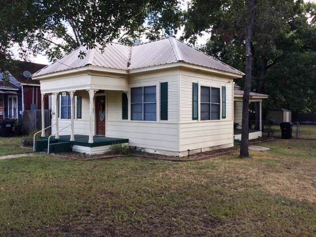 409 S 11th Avenue, Teague, TX 75860 (MLS #14185687) :: The Heyl Group at Keller Williams