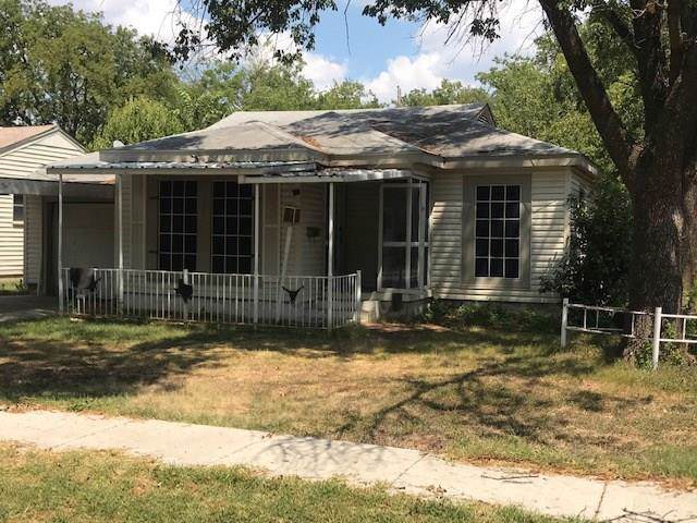 1017 4th Street, Grand Prairie, TX 75051 (MLS #14185755) :: All Cities Realty