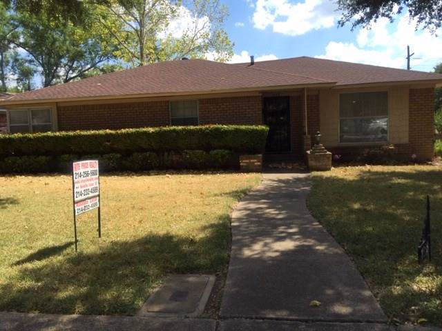 1238 Misty Glen Lane, Dallas, TX 75232 (MLS #14186332) :: The Heyl Group at Keller Williams