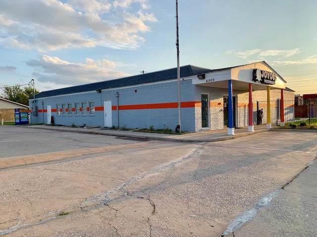 4909 Branch Hollow Drive, The Colony, TX 75056 (MLS #14186450) :: Kimberly Davis & Associates