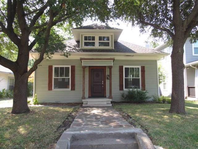 5440 Willis Avenue, Dallas, TX 75206 (MLS #14187246) :: Vibrant Real Estate