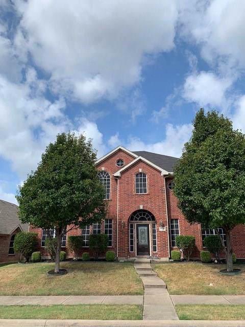 713 Belclaire Terrace, Desoto, TX 75115 (MLS #14187261) :: Century 21 Judge Fite Company