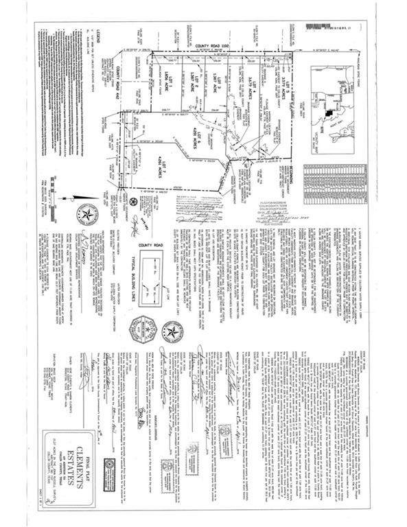 TBD Lot 3 Cr 1102, Princeton, TX 75407 (MLS #14187289) :: The Kimberly Davis Group