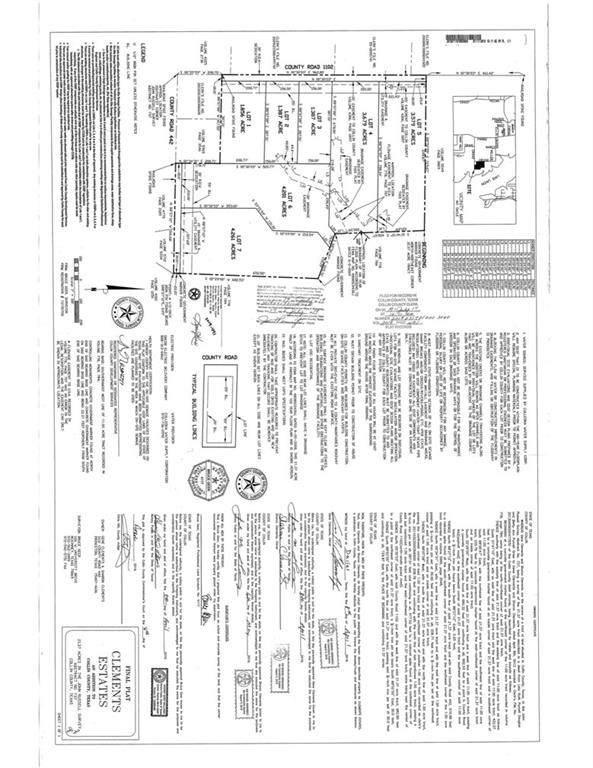 TBD Lot 6 Cr 442, Princeton, TX 75407 (MLS #14187338) :: The Kimberly Davis Group