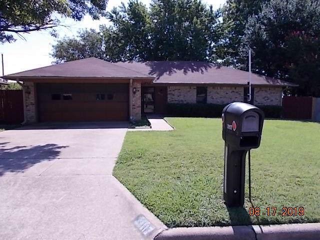 3117 Richelieu Street, Sherman, TX 75090 (MLS #14188236) :: The Paula Jones Team | RE/MAX of Abilene
