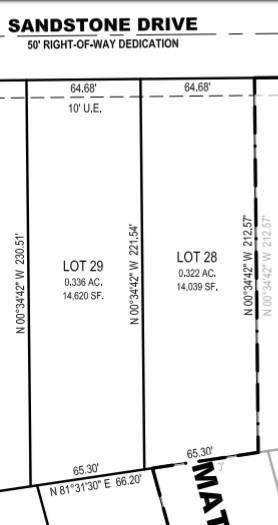 3408 Sandstone Drive, Sherman, TX 75092 (MLS #14188484) :: The Heyl Group at Keller Williams