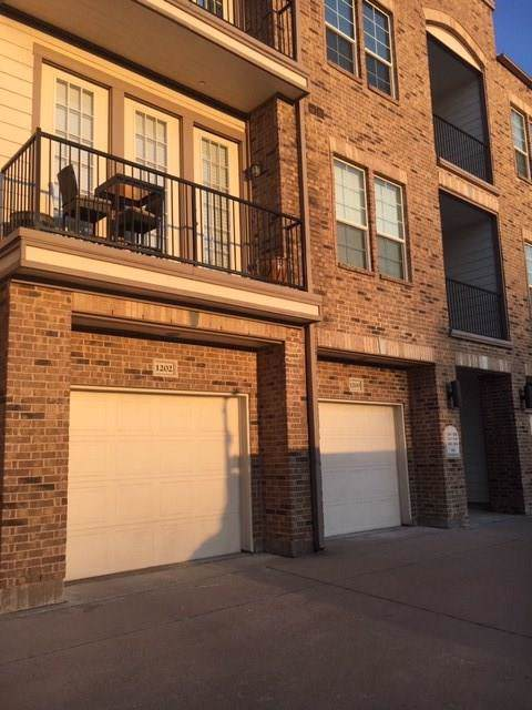 950 Henderson Street #1202, Fort Worth, TX 76102 (MLS #14188700) :: Kimberly Davis & Associates