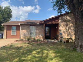 7009 Sandybrook Drive, Fort Worth, TX 76120 (MLS #14188850) :: Kimberly Davis & Associates