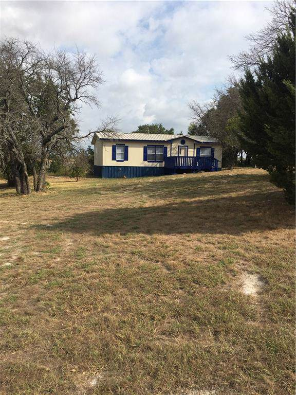 205 Carter Hills Lane, Weatherford, TX 76085 (MLS #14188989) :: Kimberly Davis & Associates
