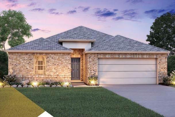 6032 Halton Drive, Celina, TX 75009 (MLS #14189001) :: The Chad Smith Team