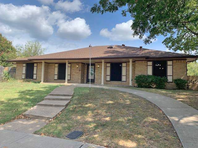 631 Glenhill Lane, Lewisville, TX 75077 (MLS #14189597) :: Lynn Wilson with Keller Williams DFW/Southlake