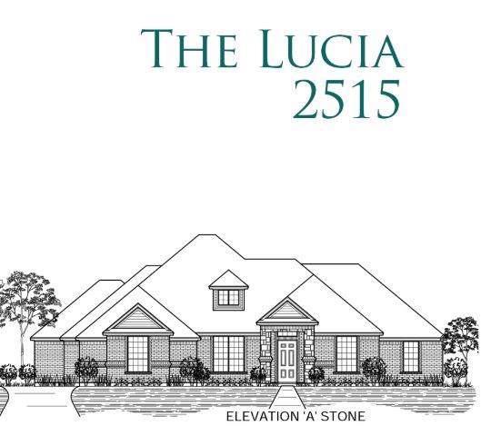 7005 New Castle Lane, Sanger, TX 76266 (MLS #14189898) :: The Heyl Group at Keller Williams