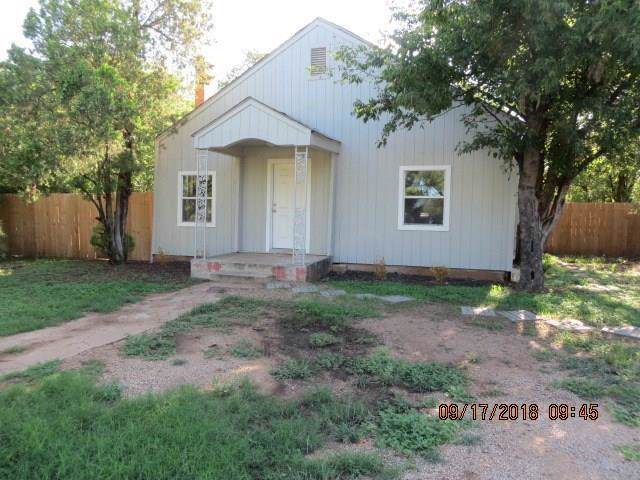 1701 Swenson Street, Abilene, TX 79603 (MLS #14189901) :: Ann Carr Real Estate