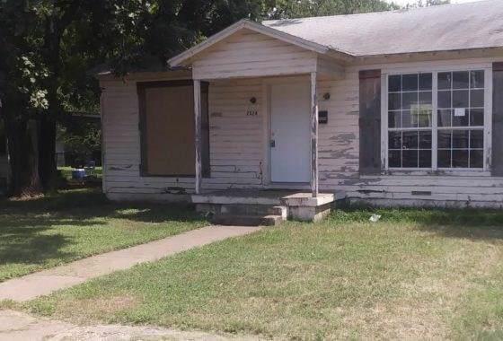 2524 NE 31st Street, Fort Worth, TX 76106 (MLS #14190092) :: The Sarah Padgett Team
