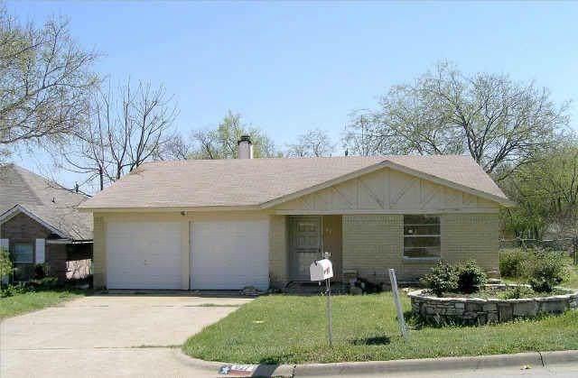 827 Lake View Ridge, White Settlement, TX 76108 (MLS #14190647) :: RE/MAX Town & Country