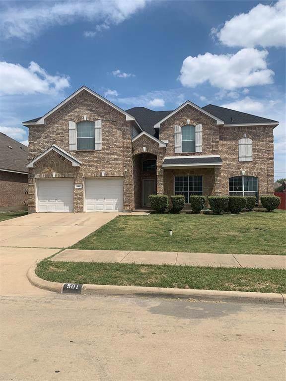 501 Neff Court, Desoto, TX 75115 (MLS #14190940) :: Lynn Wilson with Keller Williams DFW/Southlake
