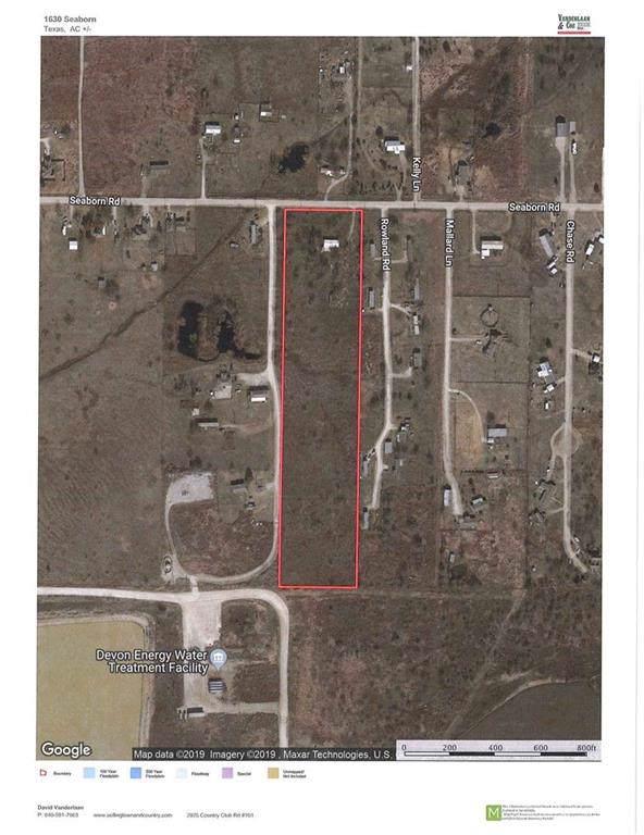 1630 Seaborn Road, Ponder, TX 76259 (MLS #14191121) :: Kimberly Davis & Associates