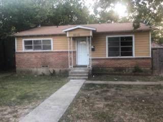 2912 S Grove Street, Fort Worth, TX 76104 (MLS #14191715) :: Lynn Wilson with Keller Williams DFW/Southlake