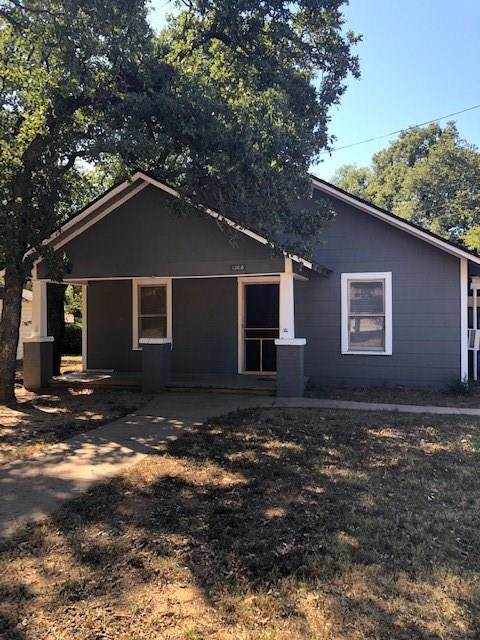 1308 East Street, Graham, TX 76450 (MLS #14191787) :: RE/MAX Pinnacle Group REALTORS
