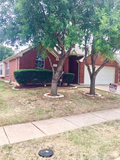 532 Anchor Way, Crowley, TX 76036 (MLS #14192045) :: The Mitchell Group
