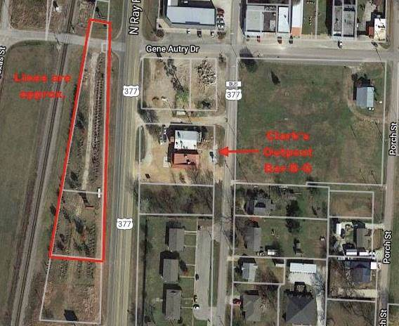 TBD Ray Roberts Parkway, Tioga, TX 76271 (MLS #14192812) :: Dwell Residential Realty