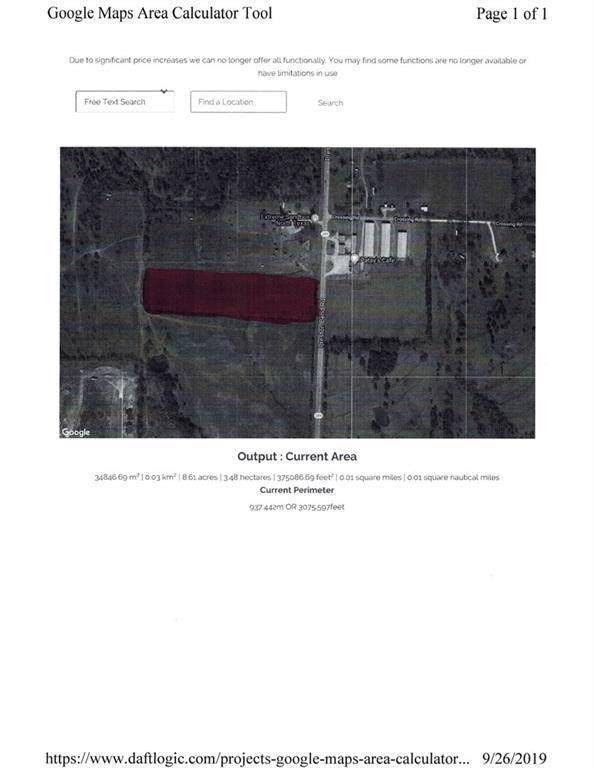0 State Hwy 289 Highway, Pottsboro, TX 75076 (MLS #14192896) :: The Tierny Jordan Network