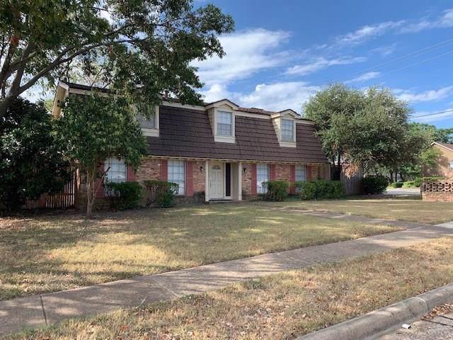 1435 Stagecoach Drive, Richardson, TX 75080 (MLS #14192953) :: Tenesha Lusk Realty Group