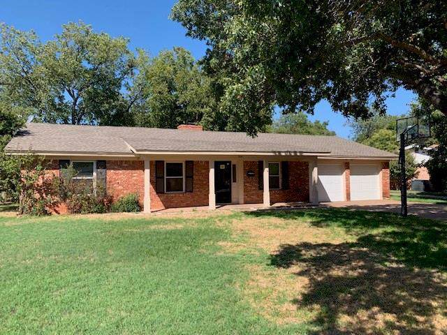 2234 S Elmwood Drive, Abilene, TX 79605 (MLS #14194064) :: Lynn Wilson with Keller Williams DFW/Southlake