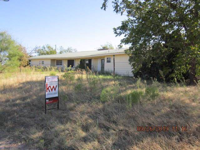 101 Terrell Street, Ranger, TX 76470 (MLS #14194277) :: RE/MAX Town & Country