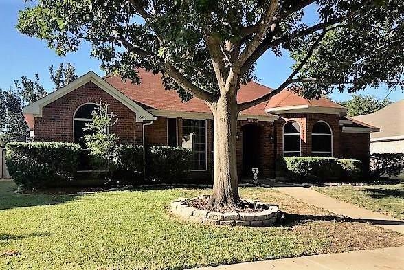 6109 Hawkeye Road, Rowlett, TX 75089 (MLS #14194850) :: Vibrant Real Estate