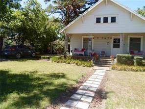 453 W Main Street, Ranger, TX 76470 (MLS #14195375) :: RE/MAX Town & Country