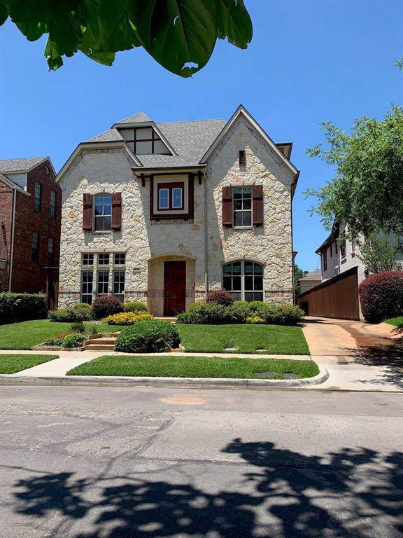 4113 Herschel Avenue, Dallas, TX 75219 (MLS #14195990) :: Front Real Estate Co.