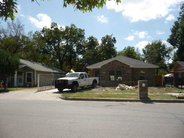 3510 Avenue M Street, Fort Worth, TX 76105 (MLS #14196281) :: All Cities Realty