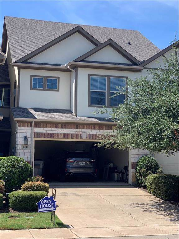 1839 Villa Drive, Allen, TX 75013 (MLS #14196800) :: Tenesha Lusk Realty Group