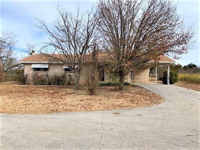 124 W Cypress Street, Cross Plains, TX 76443 (MLS #14196881) :: The Tonya Harbin Team