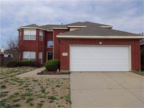 4536 Fountain Ridge Drive, Fort Worth, TX 76123 (MLS #14197259) :: Real Estate By Design
