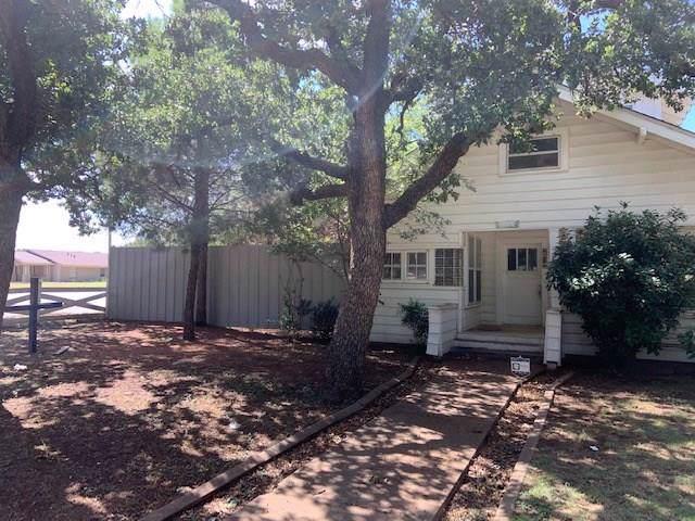 2802 Old Anson Road, Abilene, TX 79603 (MLS #14198517) :: Lynn Wilson with Keller Williams DFW/Southlake