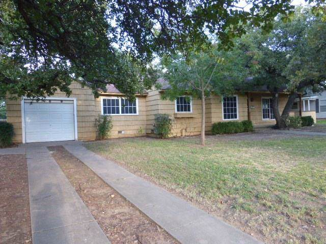 1606 NW 6th Avenue, Mineral Wells, TX 76067 (MLS #14199727) :: The Real Estate Station